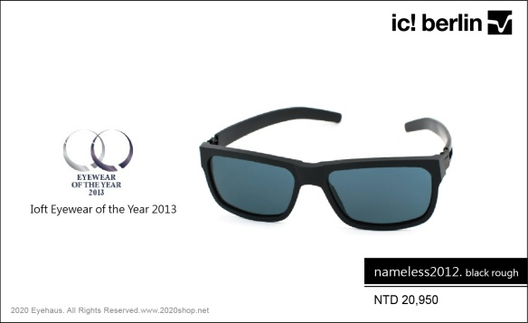 Ioft Eyewear of the Year 2013